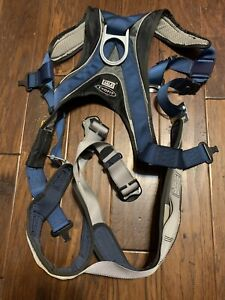 3m Dbi sala Exofit Construction Style Positioning Harness med Blue
