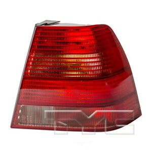 Tail Light Assembly Right Tyc 11 5947 01 Fits 99 03 Vw Jetta