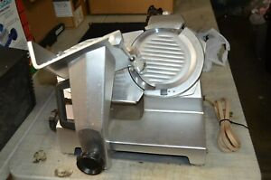 Univex Boston Meat Deli Cheese Slicer Manual Feed 9 Blade 115v