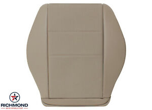 2008 2015 Mercedes Benz Glk 250 350 Driver Side Bottom Leather Seat Cover Tan