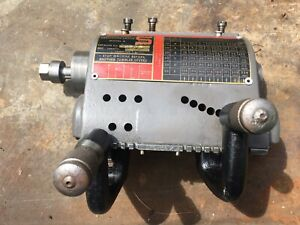 Very Nice South Bend Lathe Quick Change Gear Box 9 And 10k