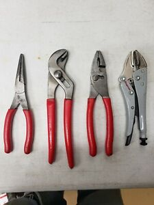 Snap On Pliers Set Of 4