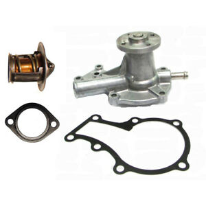 New Water Pump With Thermostat For Kubota Rtv900t6 Rtv900t9