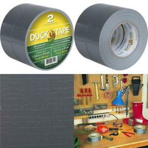 Duck Brand 1223415 Advanced Strength Duct Tape 1 88 Inches By 45 Yards 2 pack