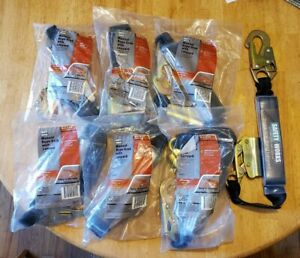 Safety Works Lanyard Harness New In The Package Climbing Roofing Trees Etc