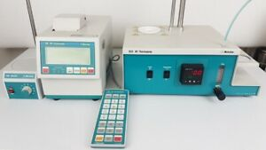 Metrohm 832 Thermoprep System W 756 Kf Coulometer Keyboard And 728 Stirrer