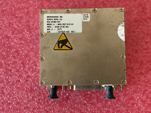 Microsource Rf Yig 25 88 27 05 Ghz Frequency Synthesizer Mss 2527 910 04