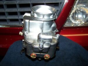 Vintage Ford Carburetor Rat Rod Flathead Holley 94 2 Barrel Model Eba