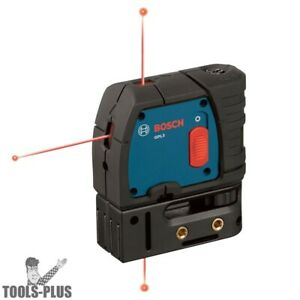 Bosch Gpl3 rt 3 point Self leveling Alignment Laser Reconditioned