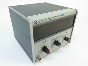 Hp 5216a 12 5 Mhz Electronic Counter