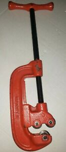 Used Pipe Cutter Plumbing Tools Cuts Pipes From 1 2 To 3 1 2 Size Number 3