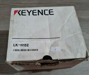 One New Keyence Laser Displacement Sensor Lk h152