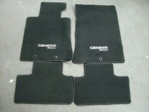 Hyundai Genesis Coupe Factory Carpet Floor Mats