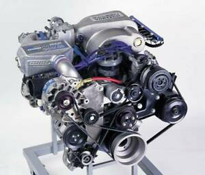 Vortech Ford Mustang Ho 5 0l 86 93 Intercooled Supercharger H d Ti Complete Kit