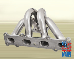 1994 2005 Mazda Miata Mx 5 Nb Na8 1 8l T2 Turbo Manifold Stainless Header