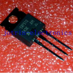 10pcs New Irf510n To 220 Power Mosfet