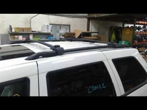 Luggage Cargo Roof Rack Black With Cross Bars Fits 2010 Grand Cherokee 656969