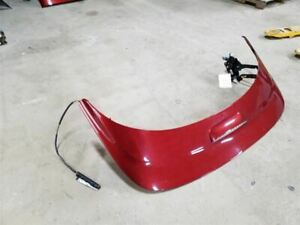 Tonneau Cover Red Fits 2006 2007 2008 2009 2010 2011 2012 2013 Mx 5 Miata