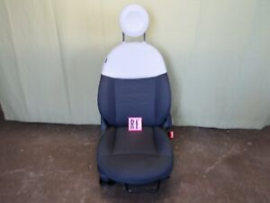 12 13 14 15 16 Fiat 500 2dr Pop Right Passenger Side Front Seat Bucket Oem