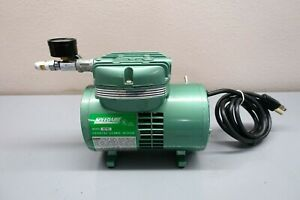 Speedaire 4z791 Diaphragm Type Air Brush Mini Compressor Made By Dayton Electric