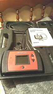 Snap On Bk5500 Visual Inspection Device Bore Scope Case Nice Works Well