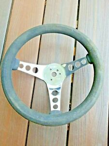 Superior Performance The 500 Racing 12 Steering Wheel Hot Rod Muscle Car