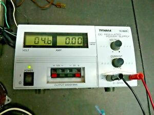 Laboratory Variable Power Supply Tenma