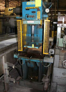 8 Ton Hannifin C Frame Hydraulic Press Straightening Stamping Forming Punching