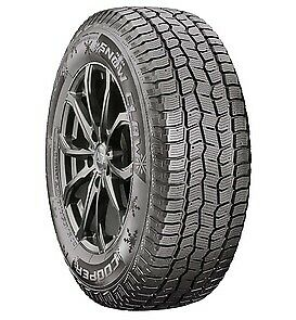Cooper Discoverer Snow Claw Lt265 70r17 E 10pr Bsw 2 Tires