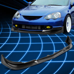 For 02 04 Acura Rsx C West Style Paintable Pu Front Bumper Lip Spoiler Splitter