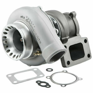 T04e T3 T4 63 A R 57 Trim Red Housing Turbo Compressor 400 Hp Boost Stage Iii