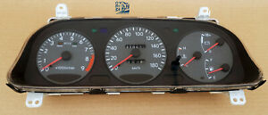 Toyota Corolla Ae100 Ae101 Fx Gt Cluster Grey Dail With Manu Pwr Lights A T Use