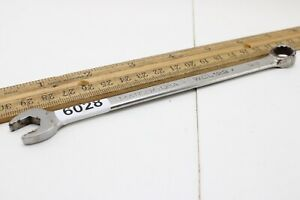 Matco Wcl122 3 8 12 Ppoint Combination Wrench Good Condition Usa