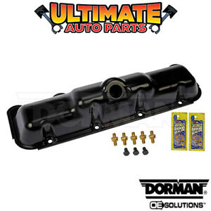 Right Side Valve Cover 6 5l Turbo Diesel For 97 98 B Series Bus