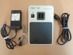 Prior Ergoscan Rs129 Microscope Stage Controller Joystick With Power Supply