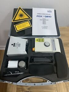 A r c Fox Q810 Laser Diode 980nm Dcr Ophthalmology Glaucoma