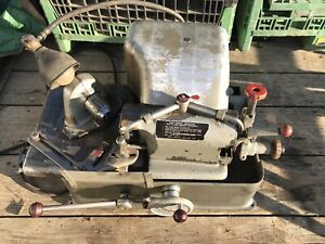 Sioux 645 Valve Refacer Face Grinder Grinding Machine Seat Stones Dressing
