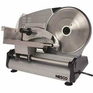 Commercial Blade Electric Meat Slicer Food Cutter Deli Cheese Kitchen Home Tool