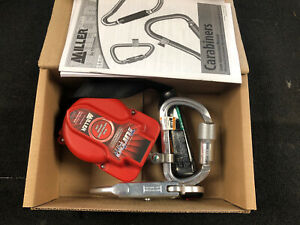 Miller Mfl 11 z7 9ft Fall Protection Retractable Carabiner