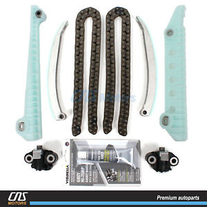 Timing Chain Kit For 00 11 Ford Expedition Explorer F 150 Lincoln Mercury 4 6l