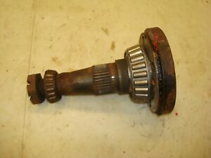 Ford 961 Tractor Front Steering Shaft 900
