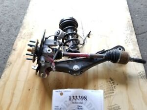 Independent Rear Suspension Assembly And Axle Shaft 2020 Lincoln Navigator