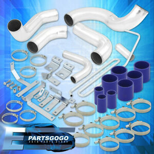 For 93 97 Mazda Rx7 Fd 13b Turbo Intercooler Piping Kit Clamps Coupler Assembly