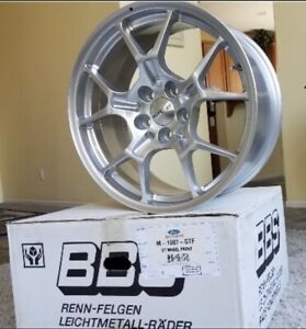 Ford Racing M 1007 Gtf Gt Wheel Front Set Of 2