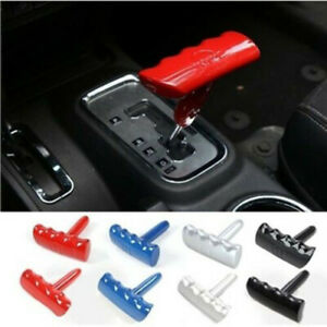 T Handle Shift Knob Gear Stick Shifter For Jeep Dodge Charger Challenger