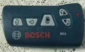 Bosch Rc1 Professional Remote Control For Bosch Rotary Laser Level