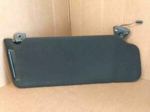1990 Oldsmobile Tornado Left Drivers Side Sun Visor With Lamps And Extension
