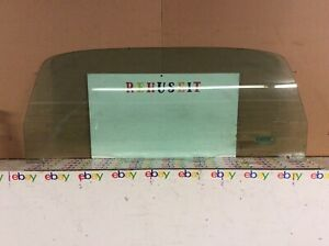 1974 78 Chrysler Town Country Station Wagon Rear Tailgate Glass Window Tinted