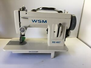 Wsm 607 Portable Walking Foot Machine