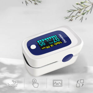 Ce Medical Finger Tip Pulse Oximeter With Oled Spo2 Saturation Oxymeter Portable